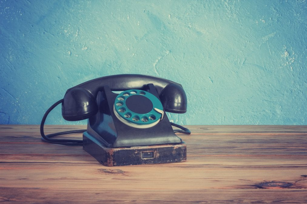 Telephone interviews – how to cope with them